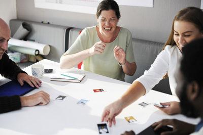 Happy employee culture builder