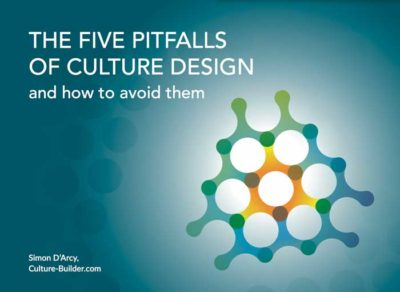 5 pitfalls of culture design